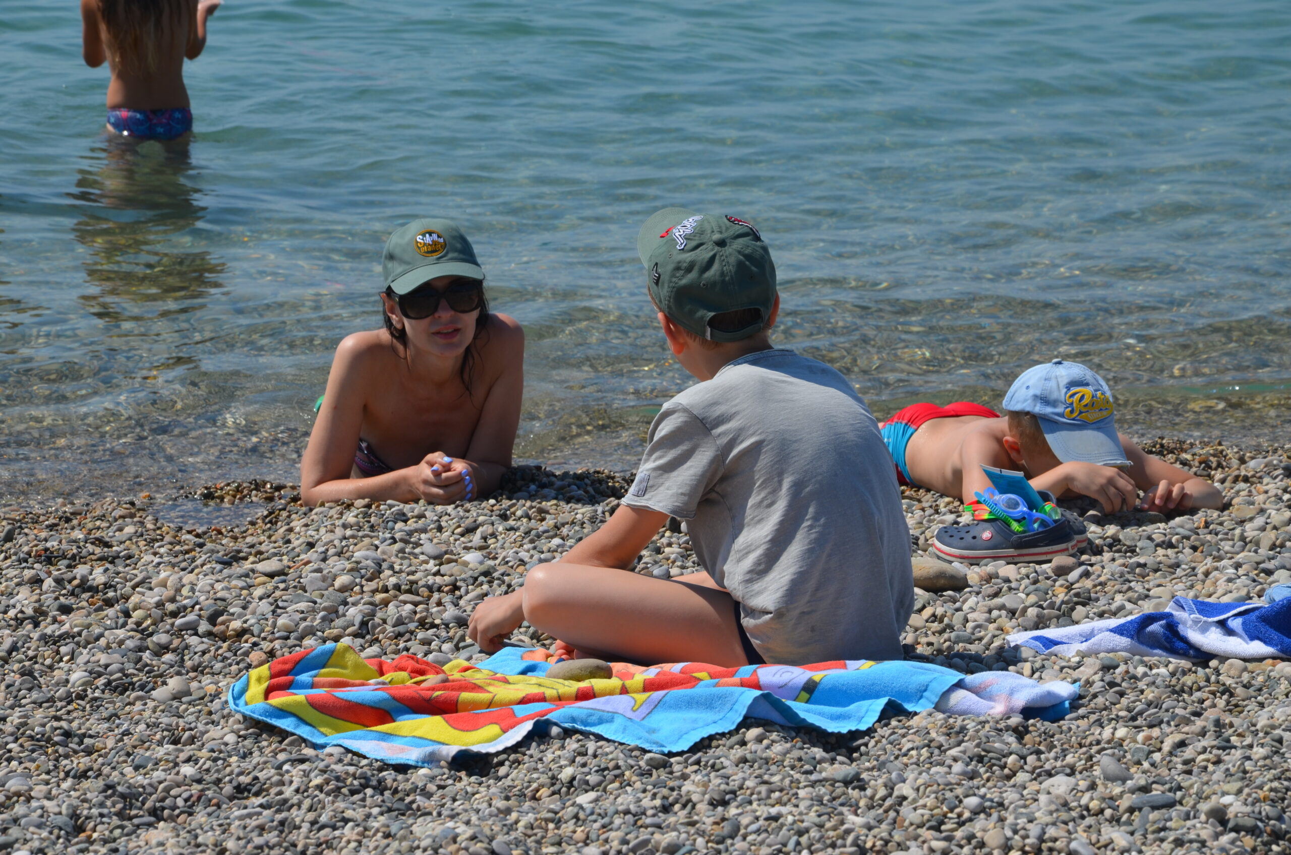 Летние лагеря на море и городские лагеря на каникулах